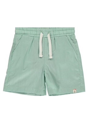 Me & Henry Me & Henry Green Micro Strip Swimshort