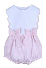 Sophie & Lucas SL Sherbert Girl Overall in Pink