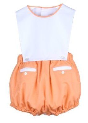 Sophie & Lucas SL Sunny Boy Overall in Orange