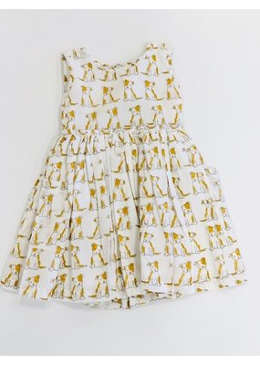 Eight Thousand Miles Eight Thousand Miles Dress - Back out - Dogs