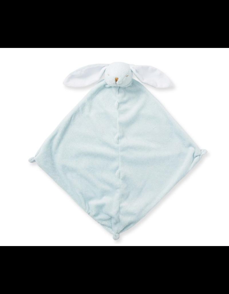Angel Dear AD New Blue Bunny Blankie