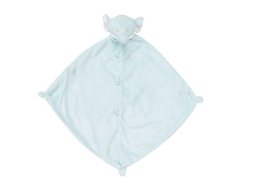 Angel Dear AD Blue Elephant Blankie