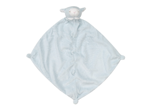 Angel Dear AD Blue Lamb Blankie