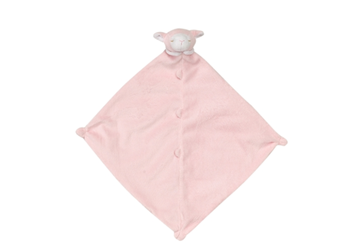 Angel Dear AD Pink Lamb Blankie