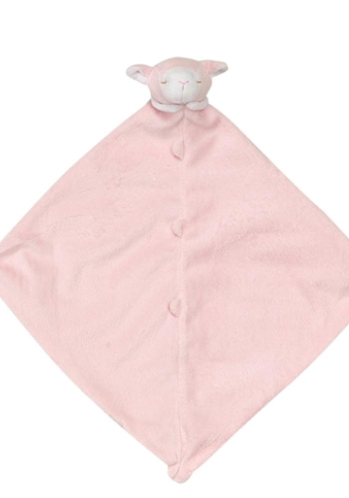 AD Pink Lamb Blankie