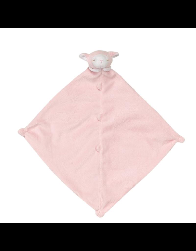 Angel Dear AD Pink Lamb Blankie