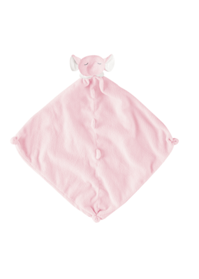Angel Dear AD Pink Elephant Blankie