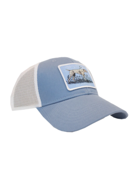 Properly Tied Properly Tied Lil Ducklings Kids Trucker Hat - Pointer