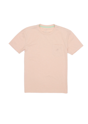 Properly Tied Properly Tied Lil Ducklings Shore Tee S/S in Melon