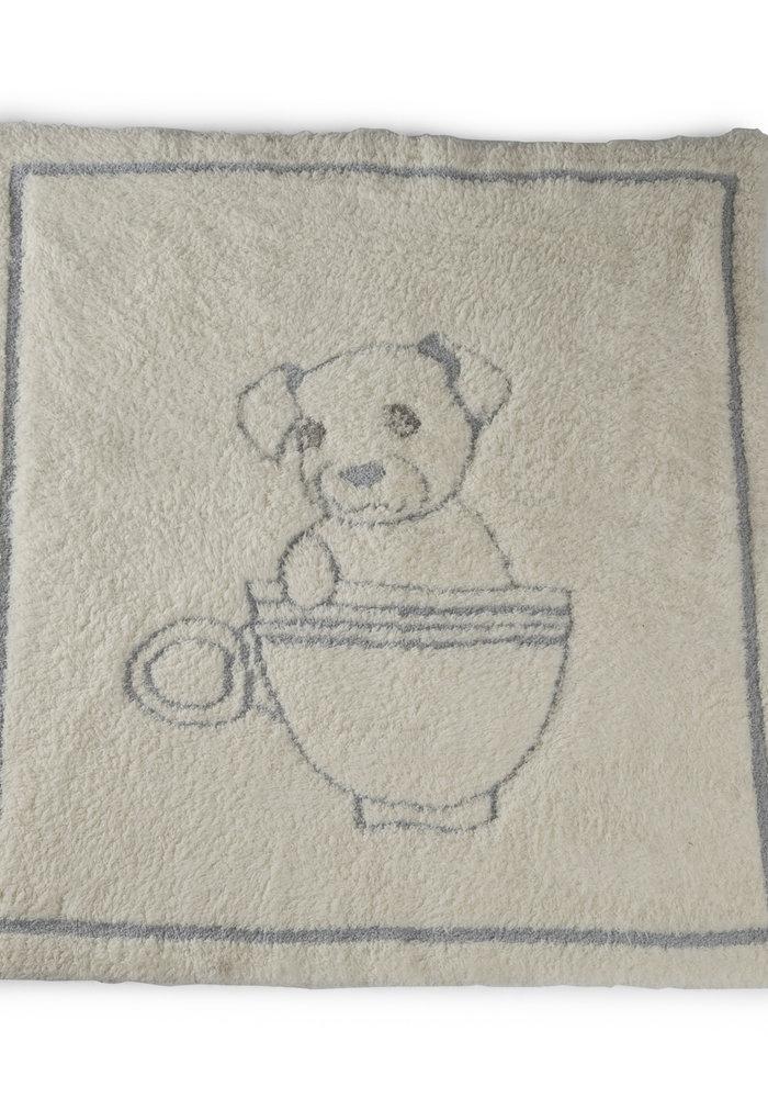 BD Cozychic Teacup Puppy Blanket Ocean