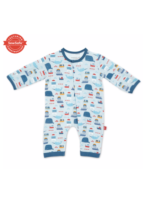 Magnetic Baby Magnetic Me Oh Buoy! Modal Magnetic Coverall