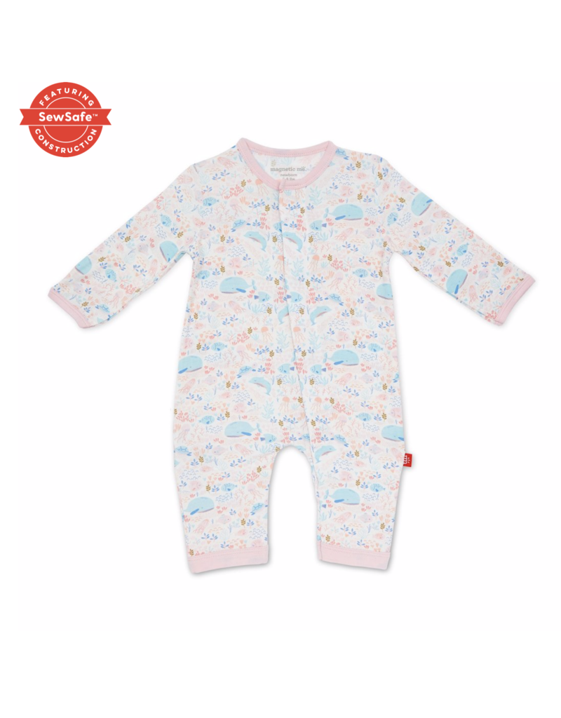 Magnetic Baby Magnetic Me Sea of Splendor Modal Magnetic Coverall