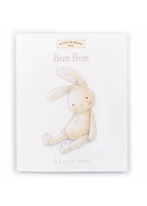 "Bunnies By the Bay Bunnies by the Bay -  Bun Bun ""A Lovey Story"" Book"