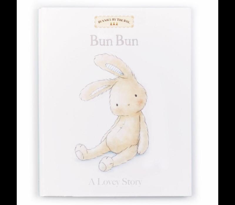 "Bunnies by the Bay - Bun Bun ""A Lovey Story"" Book"