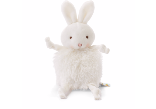 Bunnies By the Bay Bunnies by the Bay - Roly Poly Bun Bun White