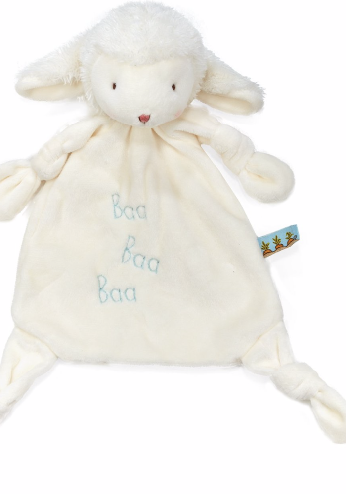 Bunnies by the Bay Baa Kiddo Knotty Friend
