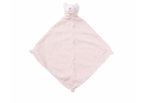 Angel Dear Angel Dear Pink Kitty Blankie