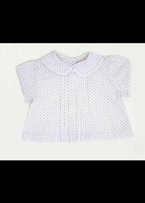 Cuclie Baby Cuclie Baby Batiste Round Collar Shirt - Plus One