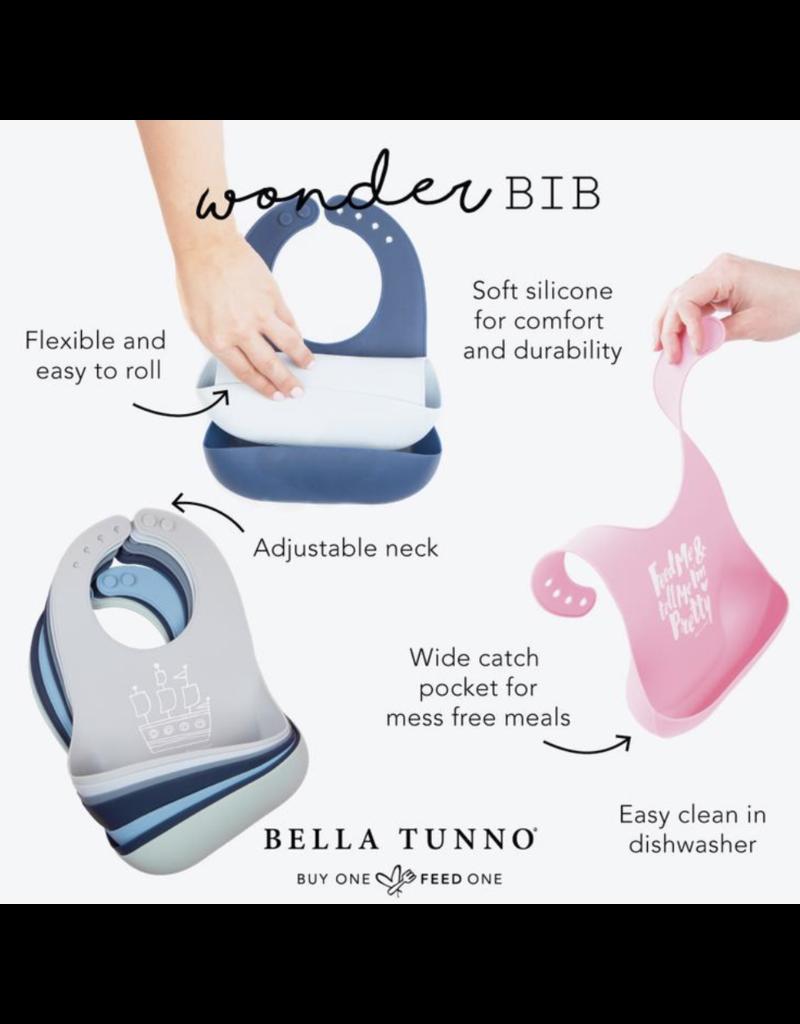 Bella Tunno Bella Tunno Car Wonder Bib