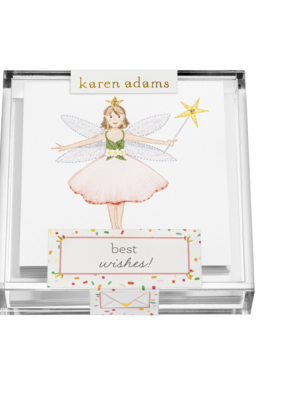"Karen Adams Acrylic Box Enclosures ""Fairy"""