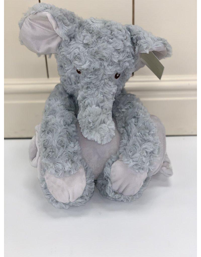 Elegant Baby Elegant Baby Bedtime Huggie Elephant Swirl