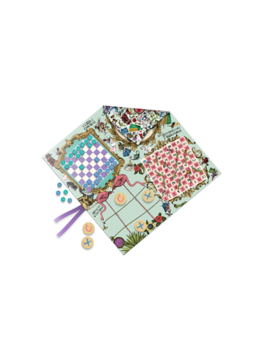 Alice's Party Games Mat