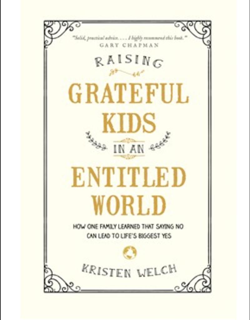 Tyndale Tyndale Raising Grateful Kids