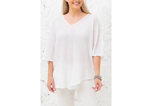 Andrea V-Neck One Size (two colors)