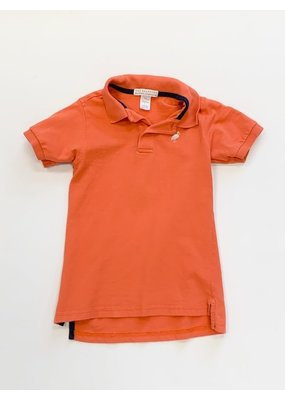 The Beaufort Bonnet Company Prim and Propper Polo in Coral Size 6