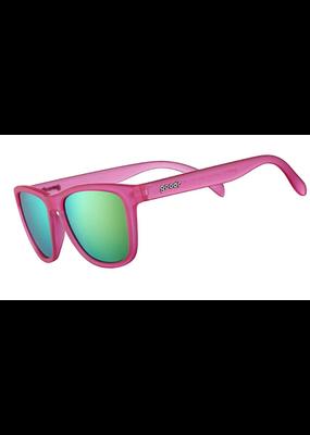 Goodr Goodr Sunglasses - Flamingos on a Booze Cruise