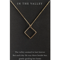 DearHeart Designs In The Valley Necklace