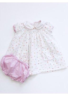 La Petite Fleur Clothier La Petite Fleur Clothier Ice Cream Shop Molly Bloomer Set 2Y