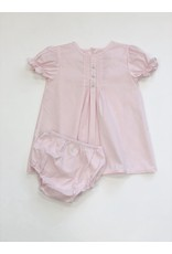 Pixie Lily Pixie Lily Day Dress w/Bloomer Pink 24 mos.