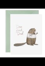 E. Frances Paper E. Frances Paper - Dam Good Dad Greeting Card