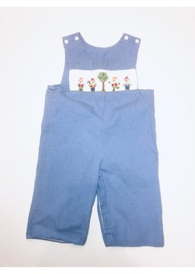 Claire & Charlie Claire & Charlie Seven Dwarfs Smocked Longall 18m