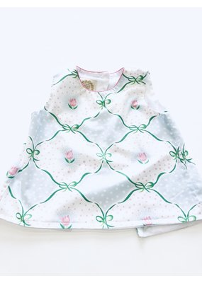 The Beaufort Bonnet Company The Beaufort Bonnet Company Floral Fly Away Top 2T