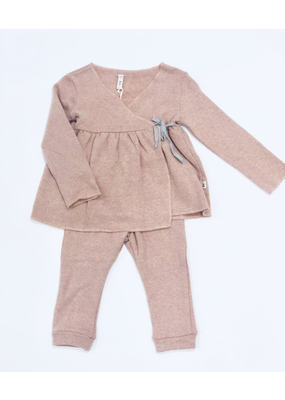 Petit Indi Petit Indi Sweater and Legging Set 4T NWT