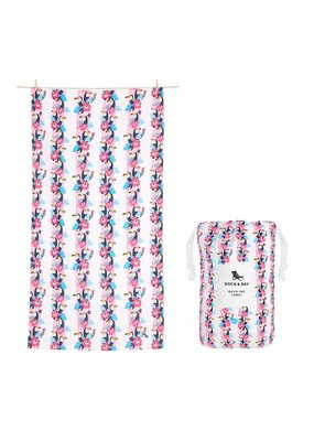 Dock & Bay Dock and Bay Quick Dry Towel/ Jungle/XLG/Toucan Tango