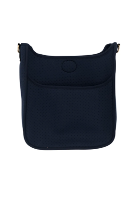 AHdorned AHdorned Mini Neoprene Messenger - Navy