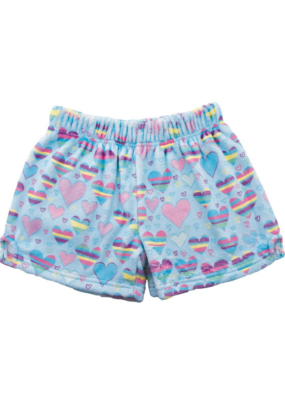 Iscream Striped Hearts Boxer