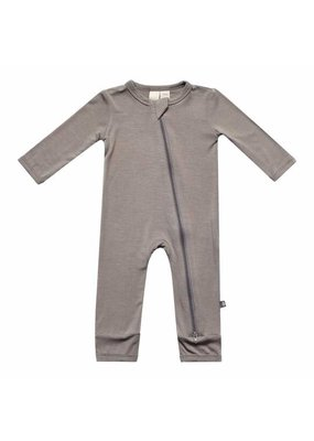 Kyte Baby Kyte Romper in Clay