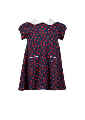 Proper Peony Proper Peony Archer Apple Aline Dress