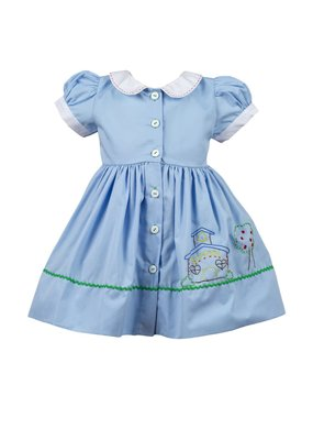 Proper Peony Proper Peony School House Dress