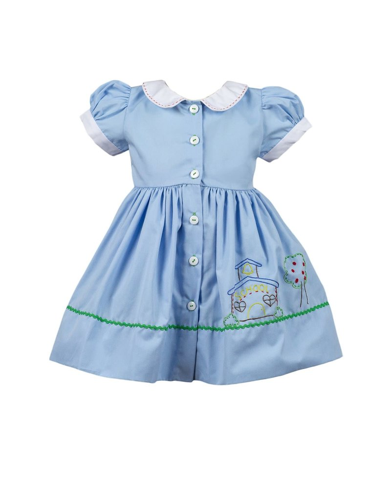 Proper Peony Proper Peony School House Dress