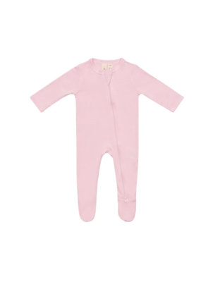 Kyte Baby Kyte Zippered Footie in Peony