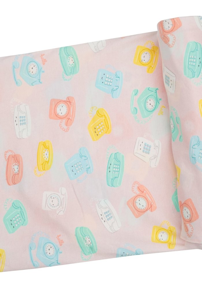 Angel Dear (Fall20) Swaddle Blanket (Fall20) - more prints available