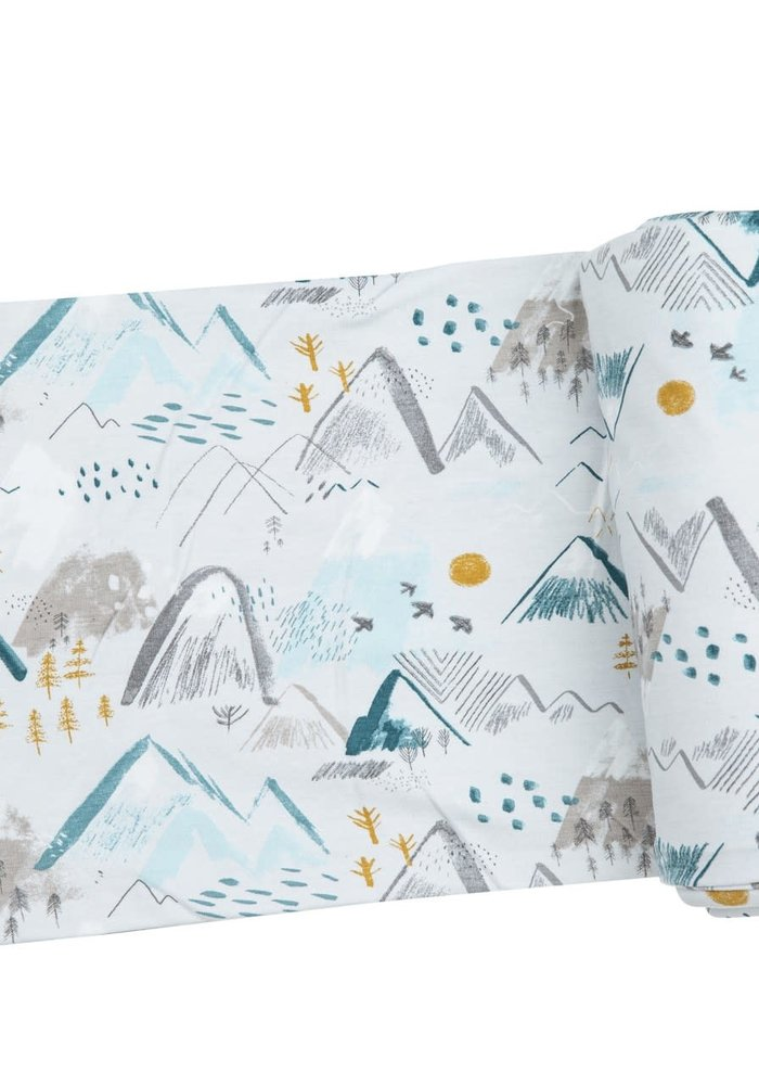 Angel Dear (Fall20) More Swaddle Blankets - more prints available