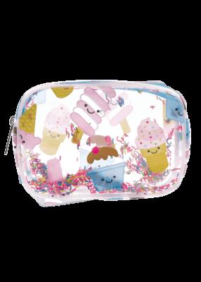 Iscream Ice Cream Treats Cosmetic Bag