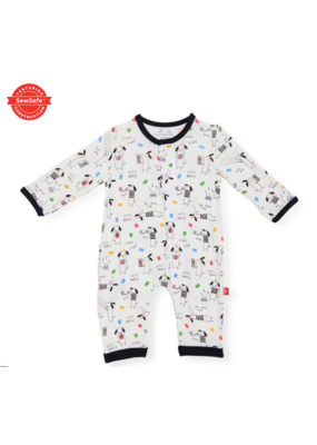 Magnetic Baby Magnetic Baby Raise the Woof Modal Magnetic Coverall