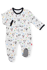 Magnetic Baby Magnetic Baby Raise the Woof Modal Magnetic Footie
